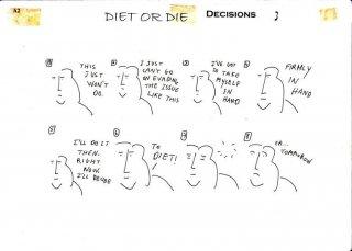 Diet or Die - Decisions 2