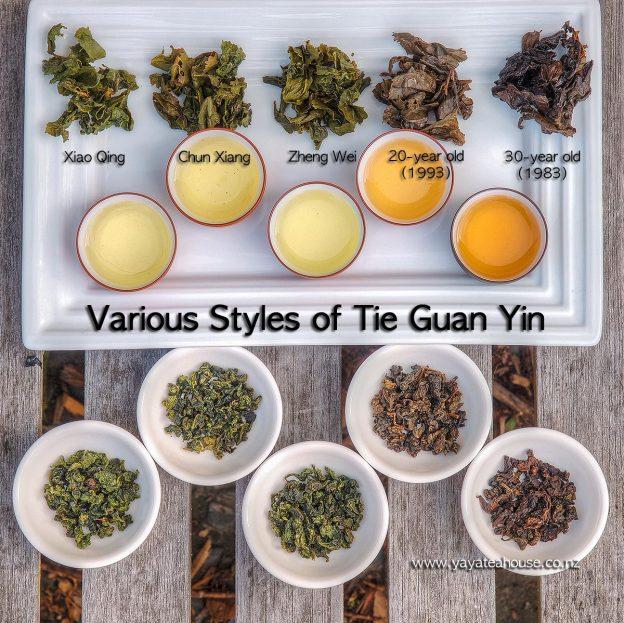 Tie-Guan-Yin-Lineup